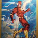 Flash 3 Variant DC Comics Poster by Jim Lee Scott Williams