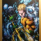 Aquaman 1 DC Comics Poster by Ivan and Rod Reis