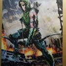 Green Arrow 17 DC Comics Poster by Andrea Sorrentino