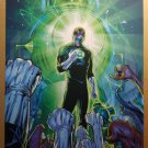 Green Lantern DC Comics Poster by Billy Tan Alex Sinclair