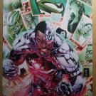 Justice League 18 Cyborg JLA by Ivan Reis DC Comics by Joe Prado