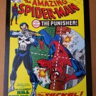 Amazing Spider-man 1st Punisher Jackal Marvel Comics poster by John Romita