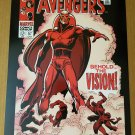 Avengers 57 1st Vision Marvel Comics Poster by John Buscema