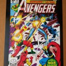Avengers 162 Ultron Black Panther Marvel Comics Poster by George Perez