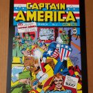 Captain America punch Hitler Marvel Comic Poster by Jack Kirby