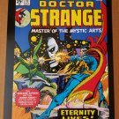 Doctor Strange 10 Eternity Marvel Comics Poster by Gil Kane