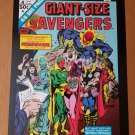 Giant Size Avengers 4 Wedding of Vision Scarlet Witch Marvel Poster by Gil Kane