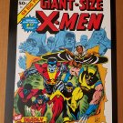 Giant Size X-Men 1 Second Genesis Marvel Comic Poster by Gil Kane