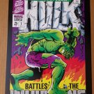 Hulk King Special 1 Inhumans Marvel Comics Poster by Jim Steranko
