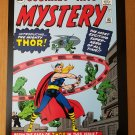 Journey Into Mystery 83 1st Thor Marvel Comics Poster by Jack Kirby