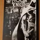 Moon Knight 23 Morpheus Marvel Comics Poster by Bill Sienkiewicz