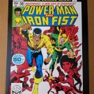 Power Man and Iron Fist Luke Cage Marvel Comics Poster by John Byrne