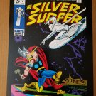 Silver Surfer 4 Thor Asgard Marvel Comics Poster by John Buscema