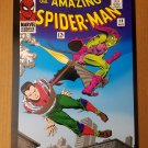 Spider-Man Unmasked Green Goblin Marvel Comics Poster by John Romita