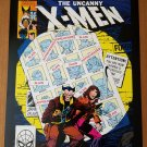 Uncanny X-Men 141 Jean Grey Wolverine Marvel Comics Poster by John Byrne