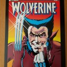 Wolverine 1 Come Here Marvel Comics Poster by Frank Miller