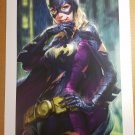 Batgirl 12 Art Print DC Comic Poster by Stanley Artgerm Lau