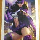 Huntress Art Print DC Comic Poster by Stanley Artgerm Lau
