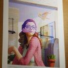 Supergirl 14 Art Print DC Comic Poster by Stanley Artgerm Lau