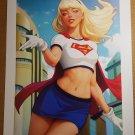 Supergirl 19 Art Print DC Comic Poster by Stanley Artgerm Lau