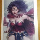 Wonder Woman 51 Print Art DC Comic Poster by Stanley Artgerm Lau