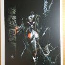 Vampirella Vol 5 #1 Art Print Comic Poster by Gabriele Dell'Otto