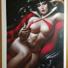 Vampirella Vol 5 #1 Art Print Comic Poster by Warren Louw