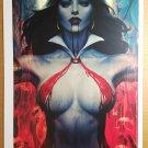 Vampirella Vol 5 #2 Art Print Comic Poster by Artgerm