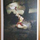 Vampirella Vol 5 #2 Art Print Comic Poster by Fay Dalton