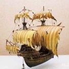 Ship Flying Dutchman Model Kit 1/100 Boat of Zvezda (9042) Gift Toy Boy