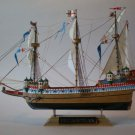 Ship English galleon Elizabeth Model Kit 1/200 Boat of Zvezda (9001) Gift Toy Boy