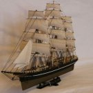 """Ship Clipper """"Cutty Sark"""" Model Kit 1/130 Boat of Zvezda (9051) Gift Toy Boy"""