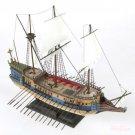 Ship Spanish Golden Galleon Model Kit 1/200 Boat of Zvezda (9048) Gift Toy Boy