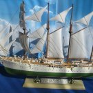 "Ship of Barkentine ""Esmeralda"" Model Kit 1/350 Boat of Modelist Gift Toy Boy"