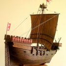 Ship Crusaders XII-XIV centuries Koggah Model Kit 1/72 Boat of Zvezda (9024) Gift Toy Boy