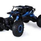 Radio Control 1/18 RC Crawler Rock Through 4WD RTR 2.4GHz Rally Car Gift Toy Boy