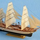 Ship Training Frigate Amerigo Vespucci Model Kit 1/350 Boat of Modelist Gift Toy Boy