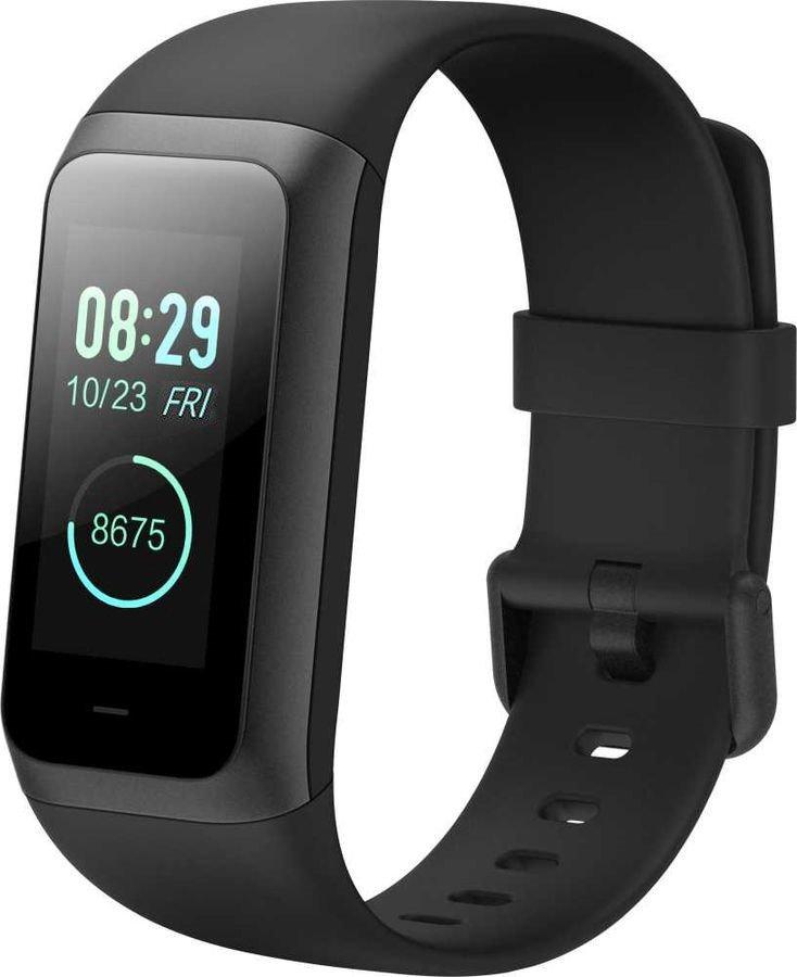 Xiaomi Amazfit Band 2 Fitness Bracelet, Black, Pedometer, Heart Rate Monitor, Watch, WaterProof Gift