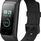 Xiaomi Amazfit Band 2 Fitness Bracelet, Black, Pedometer, Heart Rate Monitor, Watch, WaterProof Gift