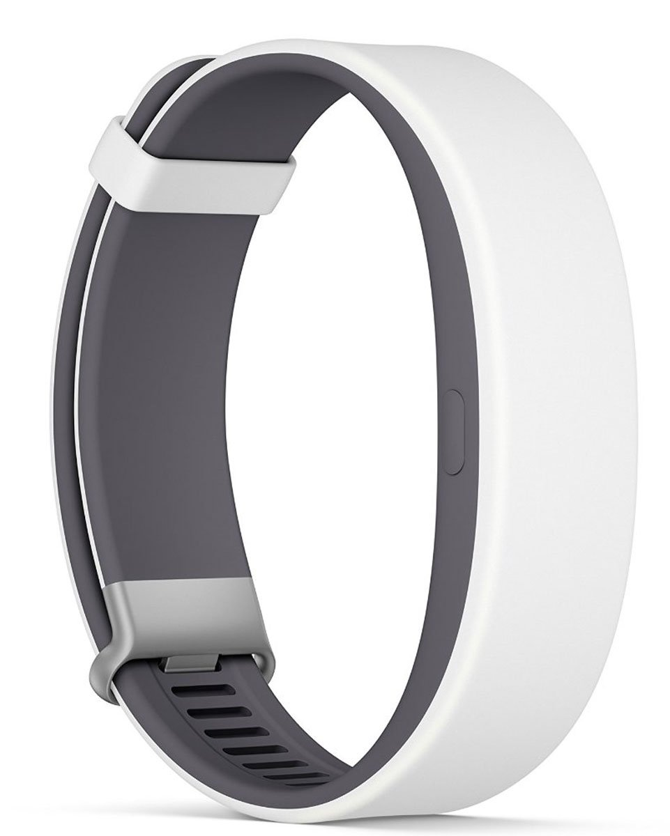 Fitness Bracelet Sony SmartBand 2 SWR12 Calories Sleep Physical Activity Accelerometer Heart Rate