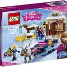 LEGO Disney Princess 41066 Frozen Anna & Kristoff's Sleigh Adventure Play Set Gift Building Toy