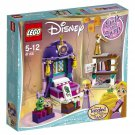 LEGO Disney Princess 41156 Bedroom Rapunzel in the castle frog Pascal Play Set Gift Building Toy