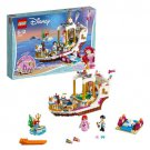 LEGO Disney Princess 41053 Royal Ship Ariel Play Set Eric, Crab Sebastian, Max Gift Building Toy