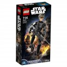 LEGO Star Wars Sergeant Jyn Erso (75119) Buildable Figures Disney Play Set Gift Building Toy