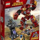 LEGO Super Heroes 76104 Marvel Hulkbuster Smash-Up Play Set Gift Building Toy