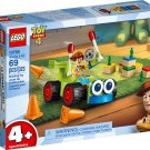 LEGO Toy Story 4 10766 Woody by car Play Set Gift Building Toy