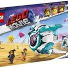 LEGO Movie 2 70830 Padruzhensky Spaceship Mimi of Catavasia Sweet Mayhem's Systar Starship Building