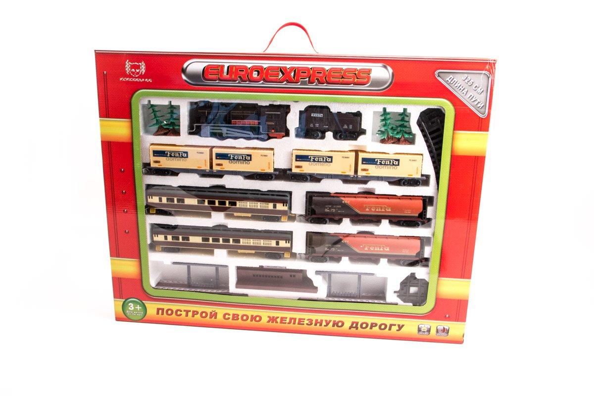 Railway 325 cm EUROEXPRESS Building Toy Gift