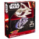 Radio Control Millennium Falcon Star Wars Han Solo RC Air Hogs Flying Giro Gift Spin Master Toy