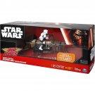 Radio Control Speeder Bike Star Wars Luke Skywalker RC Air Hogs  Gift Spin Master Toy